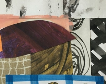 Abstract Fragments No.2