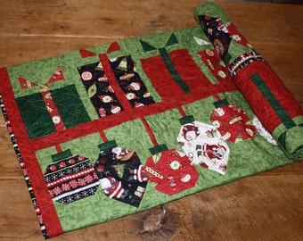 Jolly Christams Quilt Kit