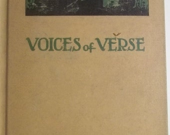 Kids Poetry Childrens Anthology VOICES OF VERSE