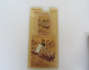 Vanna White  Cassette and  Book - Santas  last Ride used