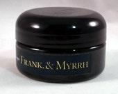 Scale Polish aftershave gel - Frankincense & Myrrh - 2oz