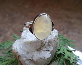 Sterling Silver (.925) Opalite Ring