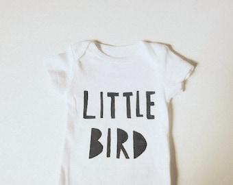 Baby Bodysuit- Little Bird