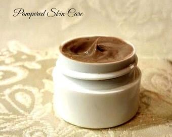 Chocolate Mint Body Butter - .5 oz, Jojoba Oil, Coconut Oil, Shea Butter, Aloe Vera, Avocado Extract, Vitamin E, Hemp Oil, Grapeseed Oil