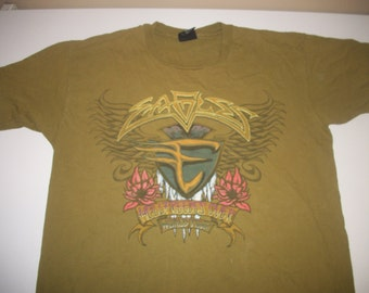 """EAGLES tour shirt 1995  """"Hell freezes over"""""""
