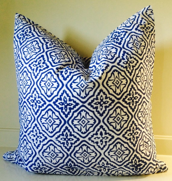 Decorative pillow covers are a great way for interior designers to easily swap out one color or design for another in any given room. One of the reasons people love to use throw pillows for decorations is because they are easy to change and always add comfort to a space.