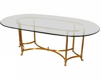 Vintage La Barge Dining Table- 83x47