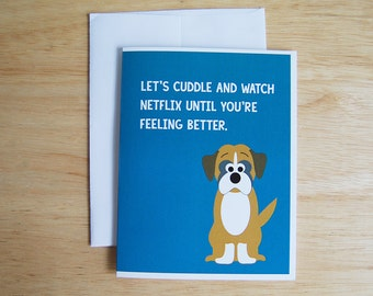Get Well Card, Feel Better Card, Get Well Cards, Funny Cards, Get Well Soon Cards