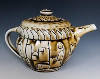 Teapot - Handmade