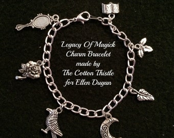 Legacy Of Magic Charm Bracelet