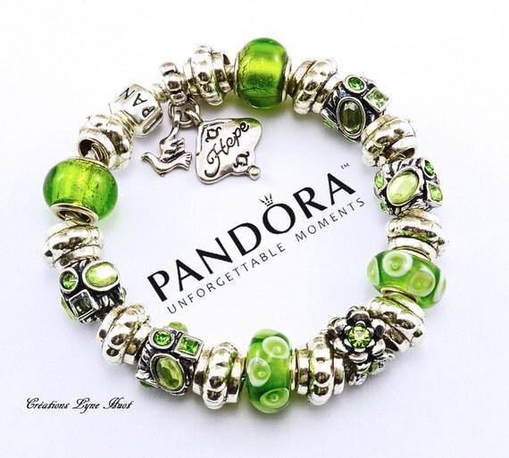 prix d'un pandora bracelet argent