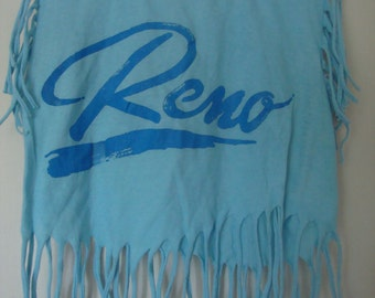 Kid's 80's  Fringed Reno T-Shirt