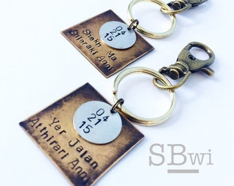 His and hers Game of Thrones necklace/keychain
