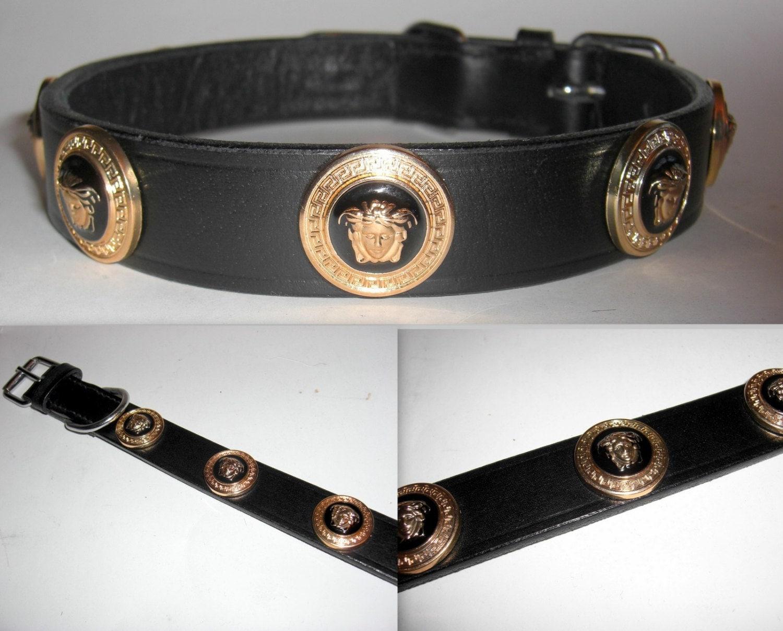 Versace Dog Collar