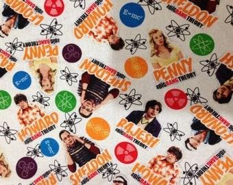 Big Bang Theory Library Bag, Swim Bag, etc