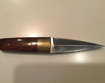 Kelgin wood handle dagger