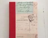 Vintage Postcards Address Book