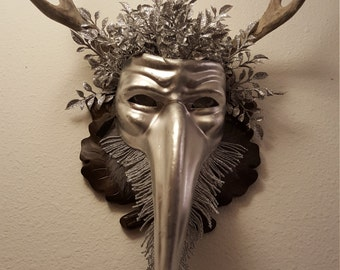 Elder Winter  wall mask just marked down from 159!