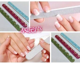 1 polishing nail file