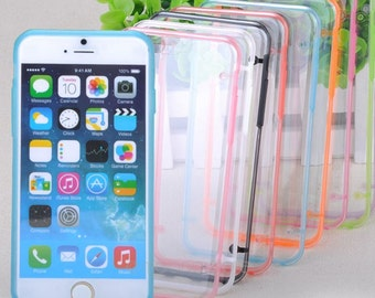 Glow In The Dark Soft Case Cover Skin For Apple iPhone 6, DIY iPhone Case,