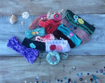 HEADBAND GRAB BAG Set of 3!!  Many sizes available from Newborn to Adult!