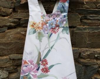 baby dress, toddler dress, flower dress, reversible dress, double sided dress, READY TO SHIP,