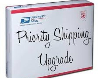 2-3 Day Priority Mail Upgrade