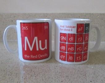 Manchester United Football Gift Mug