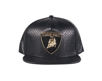 Foreign Lambo hat black