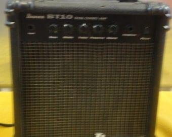 Ibanez Bass Amplifier