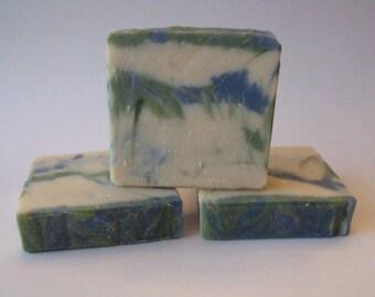 Cold Process Soap - Seamoss