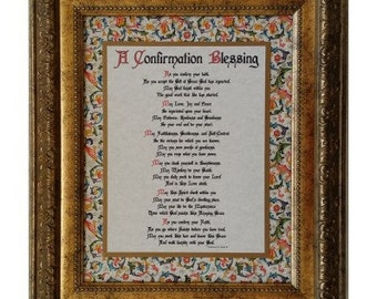 A Blessing as You Confirm Your Faith-Traditional Collection