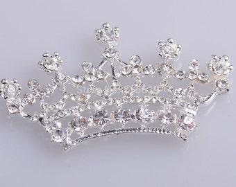 Flatback Princess Crown Embellishment