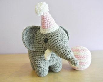 Elefant Häkeln Amigurumi Elefant Elefant Baby Geschenk