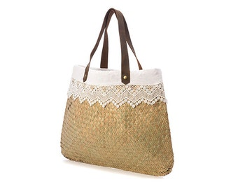 NEW! Lace Market Bag by SUKA