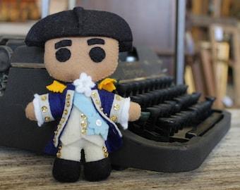 George Washington Hamilton Doll