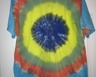 Tie Dye T-shirt XL