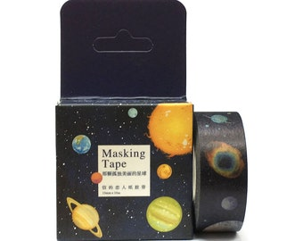 Washi Tape 10m Galaxy SM212123