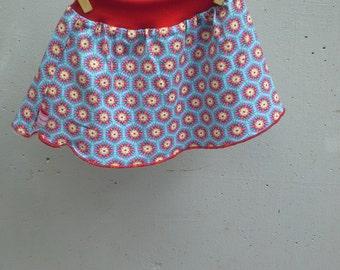 jersey skirt size 1