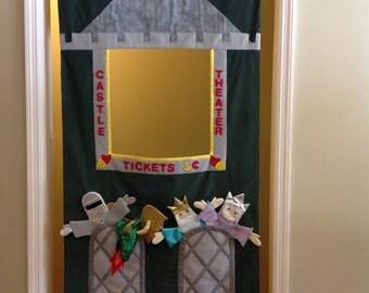 Castle Theater Puppet Show