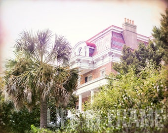 The old house, Charleston, South Carolina