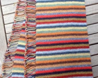 Scottish Shetland Wool Scarf Eribe
