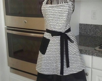 Music apron