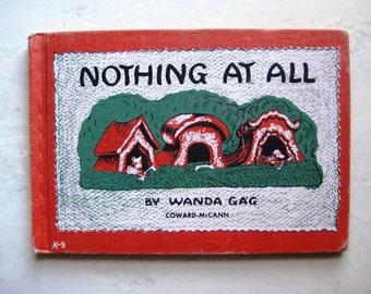 Wanda Ga'g Nothing at All 1941