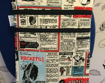 Comic Zip 'n Go Bag