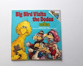 Sesame Street Big Bird Visits the Dodos 1985