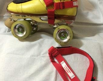 Red Heel Straps