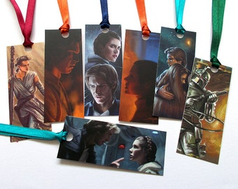 Star Wars mini bookmarks