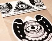 3rd Eye Stickers