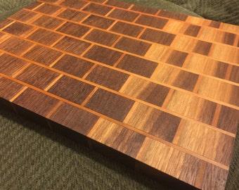 Handmade Cuttingboard/Butcherblock.